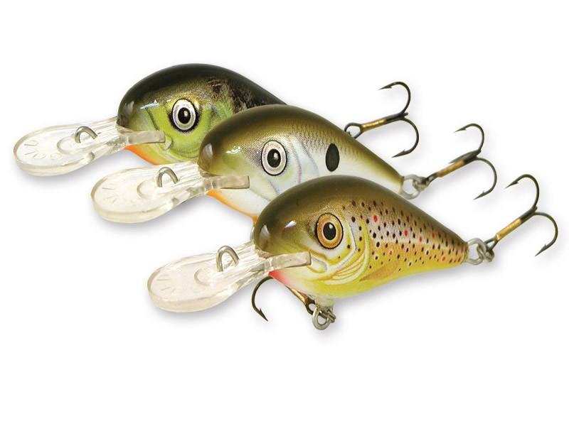 chub lures Goldy Fighter 5cm sinking *G03-* ide trout