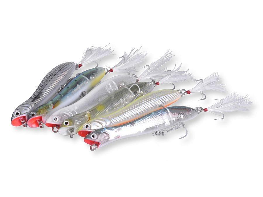 Bass Pike GT Sea Fishing Savage Gear Saltwater Panic Prey V2 Surface Lures