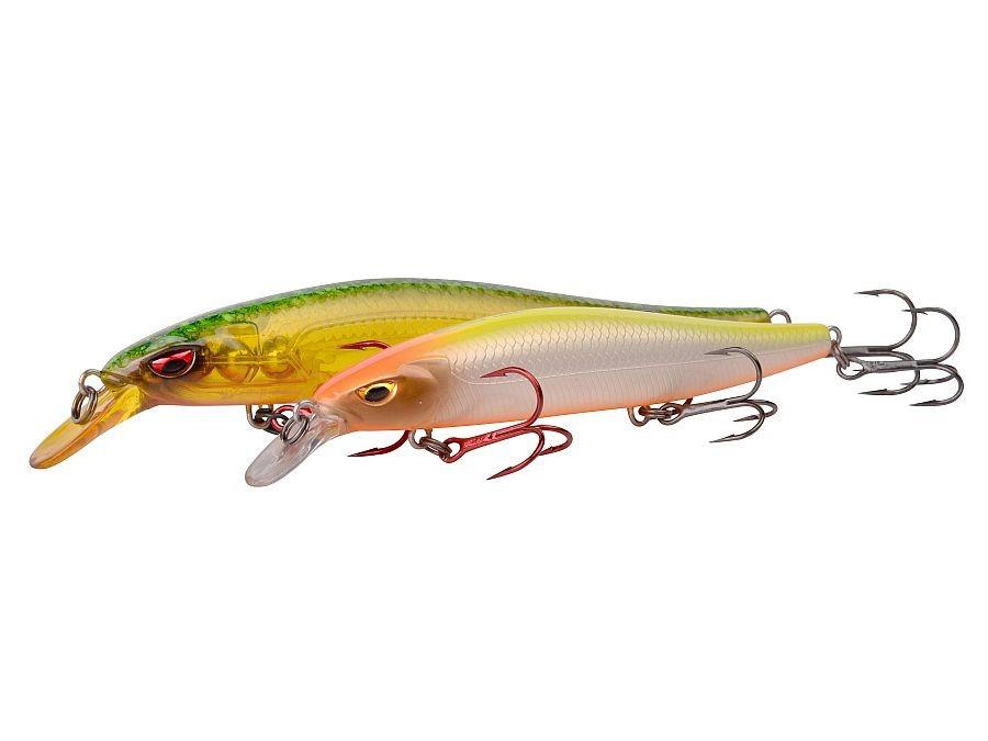 slow floating lures SPRO Ikiru Minnow 115 wobblers 11,5cm 20,70g