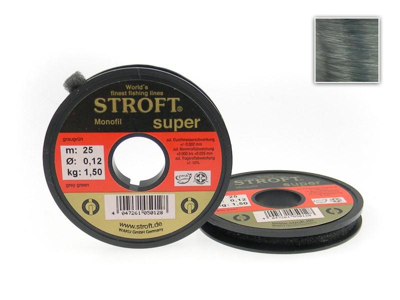 WAKU Schnur STROFT ABR Monofile 300m