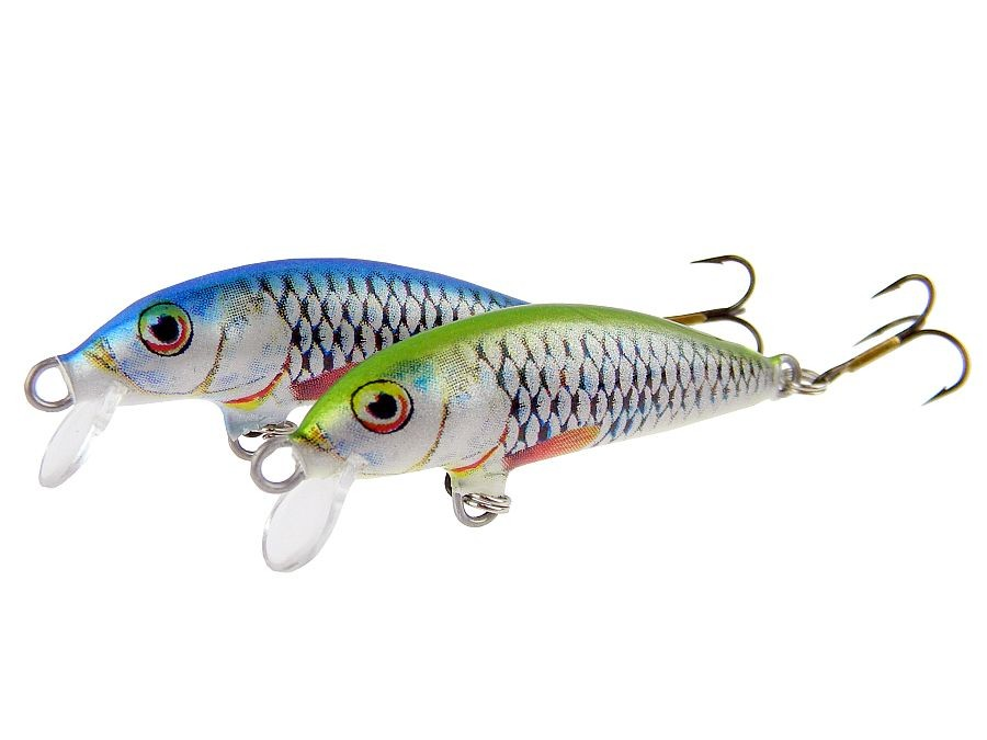Siek-M Gobio 9cm floating lure Sea trout Trout Salmon Pike Zander