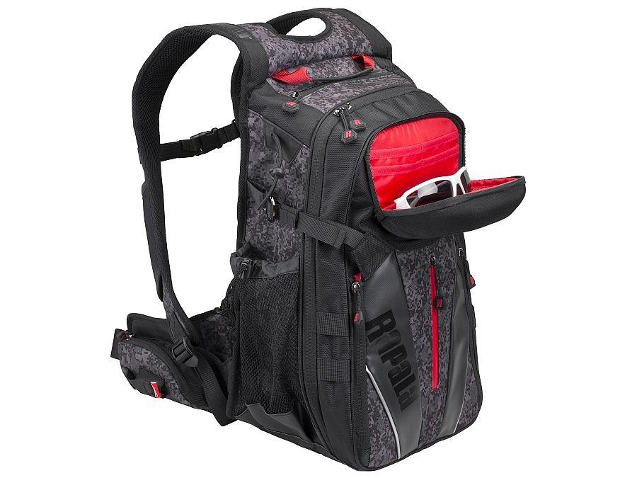 Rapala Backpack Urban 40x32x20cm 25 liters Digi-camo//Black