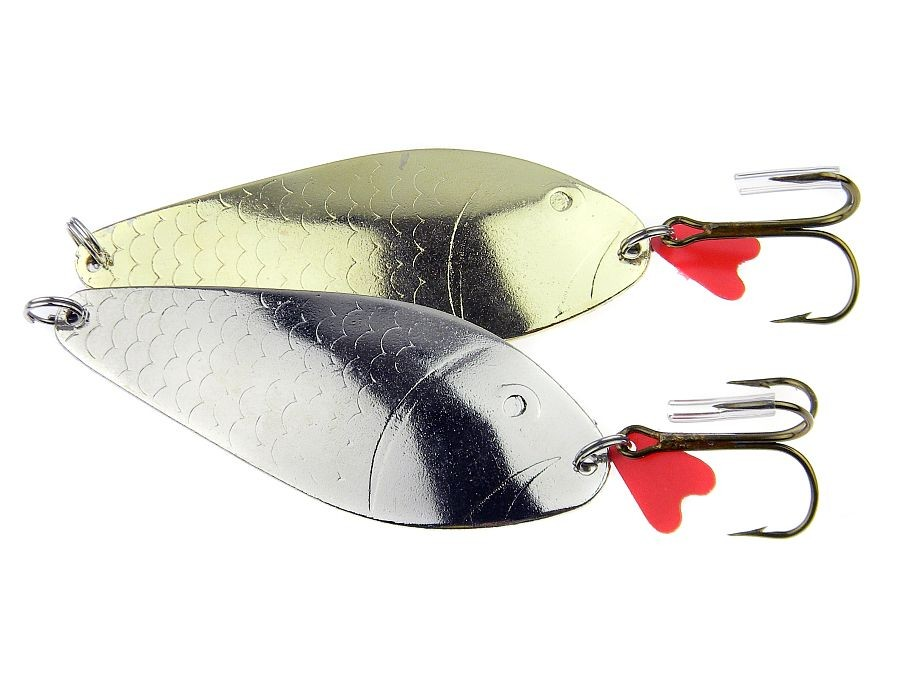 #0 32g-35g catfish lures pike spoons Made in EU Polsping Orka