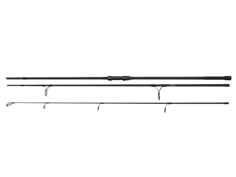 Prologic Custom Black Spod Rod 12ft 5lb 50mm butt rings Slim 24T Carbon Blank