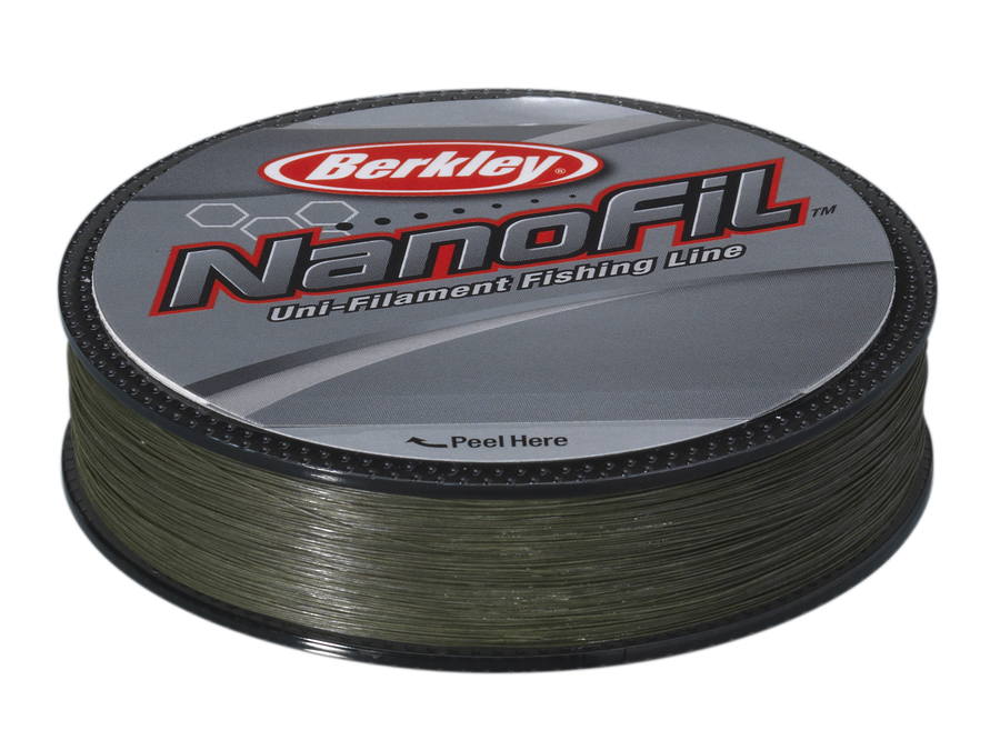 Berkley NanoFil CLR Mist 125m 0,10-0,20mm Braided