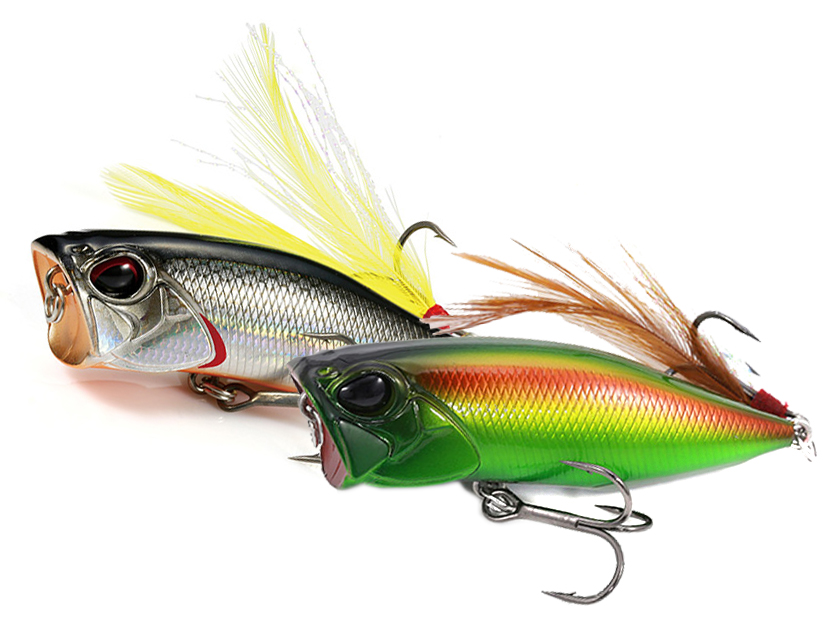 2528 Duo Realis Popper 64 Floating Lure CCC0343
