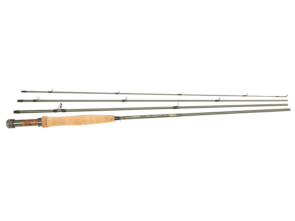 All Sizes Greys GR80 Powerlux 4PC Competitor Special Salmon Fly Fishing Rod